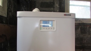 Chaudière gaz condensation Frisquet Nanterre