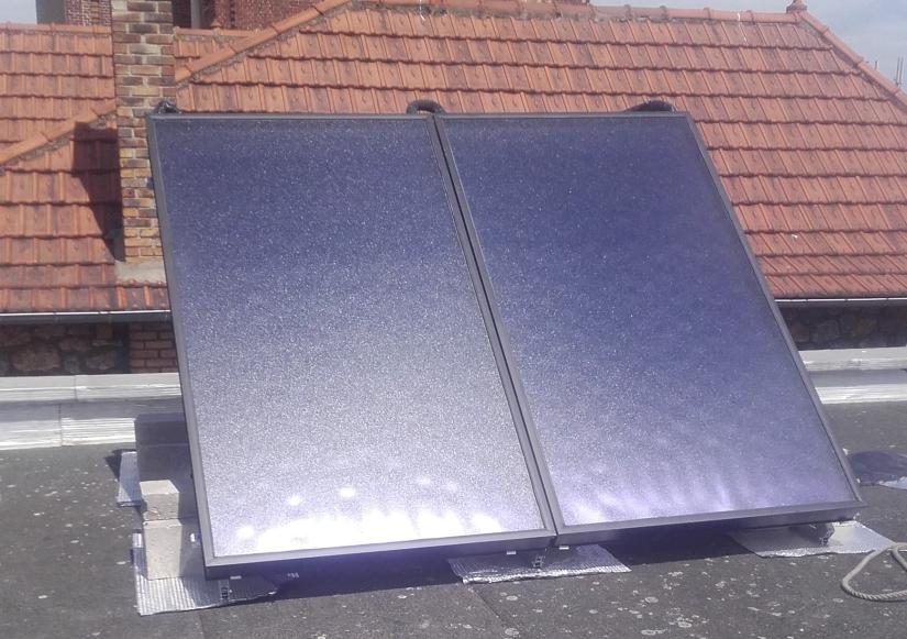 Panneaux solaires Frisquet